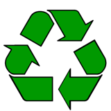 600px-RecyclingSymbolGreen