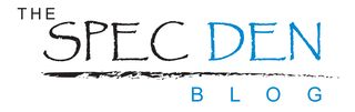 The Spec Den Blog_logo1